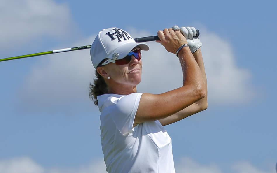 Dama Davies muy distinguida en 1ra edición del US Senior Women's Open