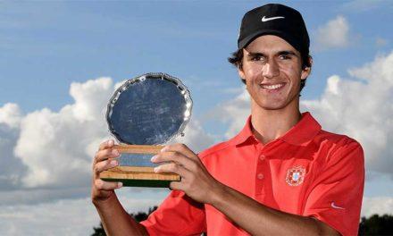 El golf sudamericano, listo para el inicio este lunes del The Junior Open Championship