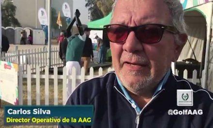 Entrevista Carlos Silva Director Operativo de la AAG