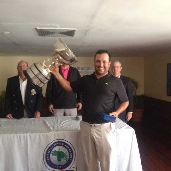 Ezequiel Prieto Campeón Nacional Amateur de Venezuela