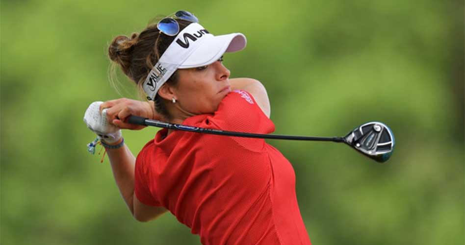 Gaby López mantuvo su ascenso al ubicarse en el décimo séptimo lugar en el Ladies Scottish Open