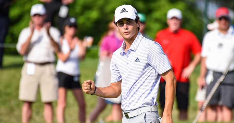 Golf latino de nuevo protagonista mundialmente