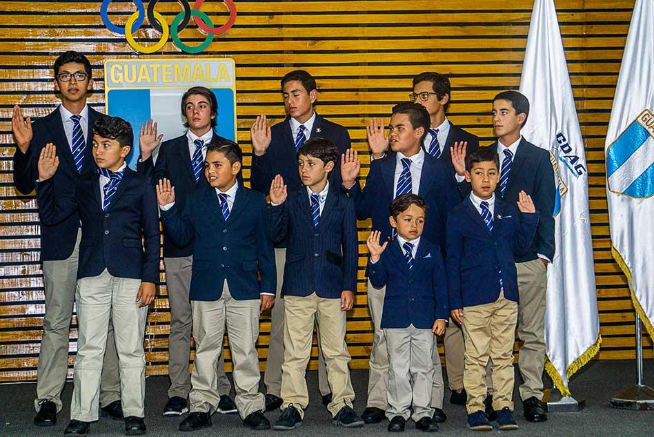 Golfistas guatemaltecos apuntan a torneos en el extranjero