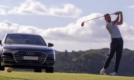 Izki Golf acoge una nueva cita del Audi Movistar+ Tour Race To Costa del Sol