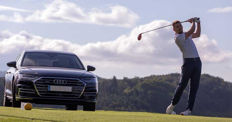 Izki Golf acoge una nueva cita del Audi Movistar+ Tour Race To Costa del Sol