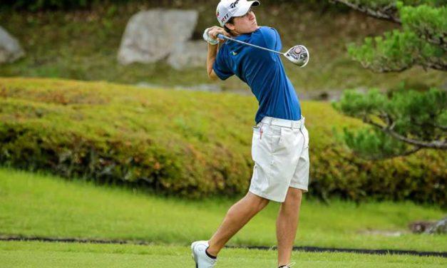Jorge García va por medalla de oro en golf de Juegos CAC