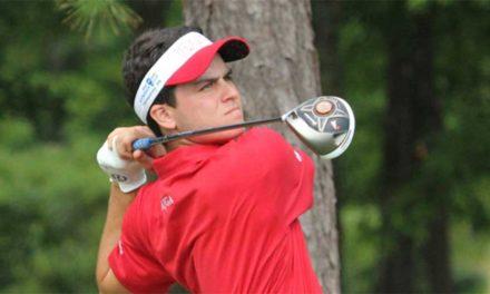 """Jorge """"Pichu"""" García está participando en el 112th Southern Amateur Championship"""