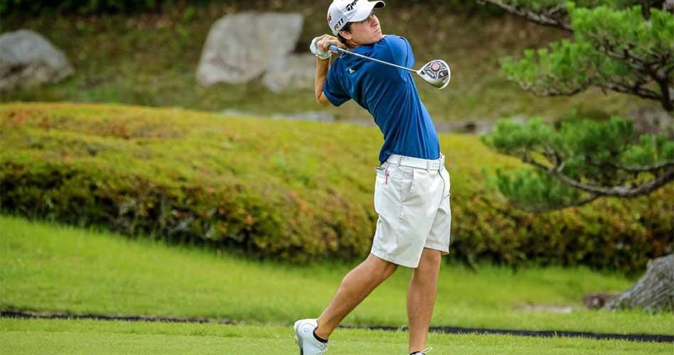 """Jorge """"Pichu"""" García gana la Clasificación al US Amateur Championship"""