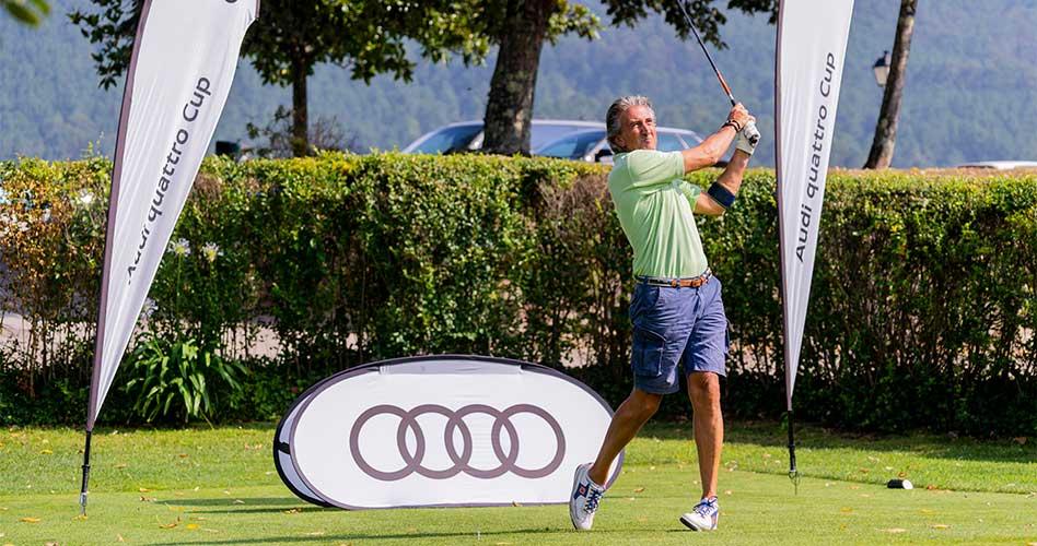 La Audi quattro Cup 2018 suma nuevos finalistas en Galicia