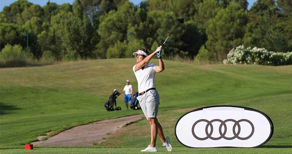 La Audi quattro Cup de golf despide su temporada regular en Euskadi y Cataluña