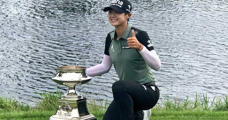 La victoria milagro de Sung Hyun Park