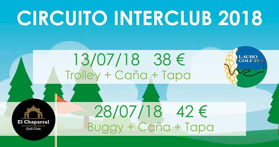 Lauro Golf preparado para acoger la primera prueba del primer Circuito Interclubs Málaga Occidental