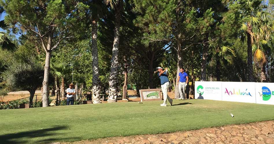 Lauro Golf se prepara para recibir la gran final del Circuito Andaluz de Profesionales de Golf