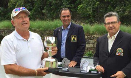 Luis Soto Campeón del Nacional Mid Amateur