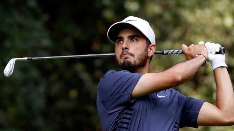 Mexicano Ancer e italiano Molinari buscan hacer historia en el PGA Tour