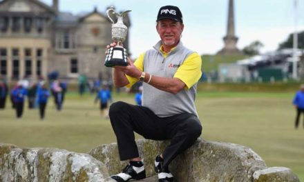 Miguel Ángel Jiménez campeón del The Senior Open