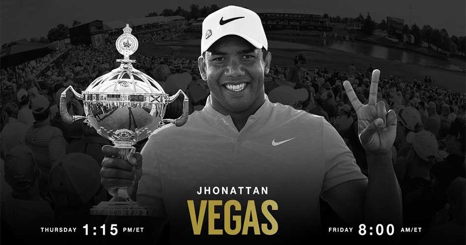 Jhonattan Vegas en busca de bregar su tercer título en fila