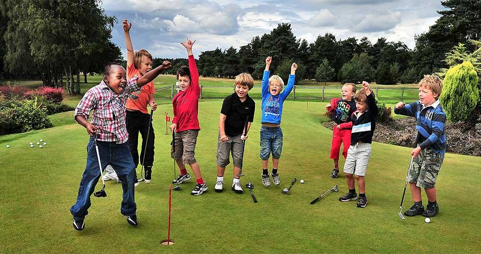 Presentamos la Escuela Ideal de Golf, una iniciativa impulsada por la Fedegolf
