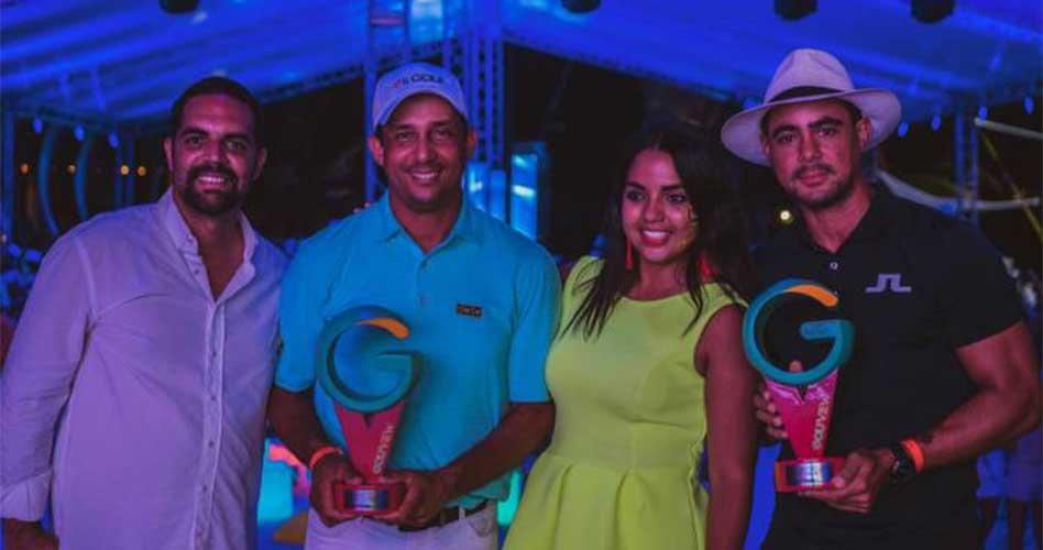 Rodríguez y Linares, campeones IV Torneo Golf View