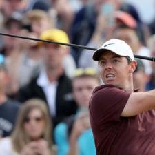 Spieth lidera trío para últimos 18 hoyos del 147º Open Championship