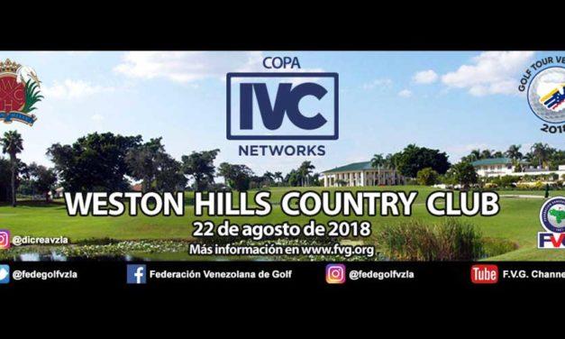 Torneo IVC Networks en Weston, a beneficio de la Fundación FVG