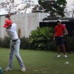 Virgilio Paz y Vanessa Gilly estarán presentes en el Junior Open