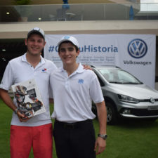 Volkswagen Masters regaló un Crossfox 2018 y muchos premios