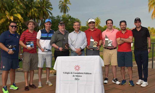 1er Torneo de Golf del Colegio de Contadores Públicos de México