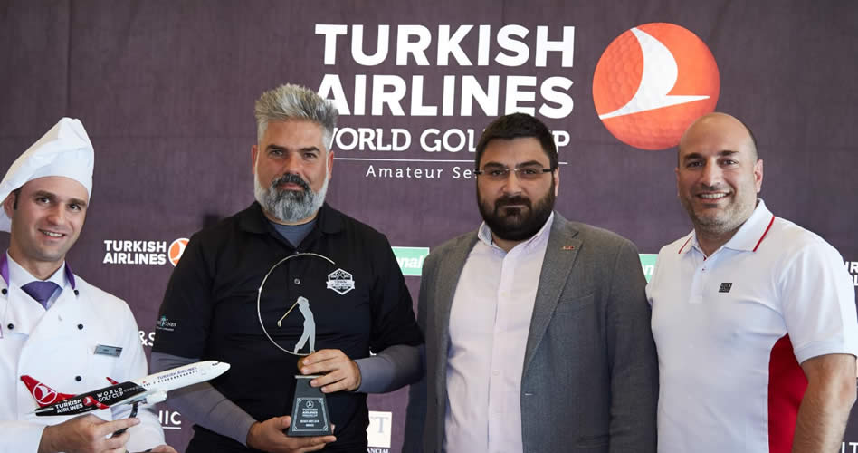 Ariel Donatucci se proclama campeón de la Copa Mundial de Golf de Turkish Airlines en Buenos Aires e irá a la Gran Final en Antalya