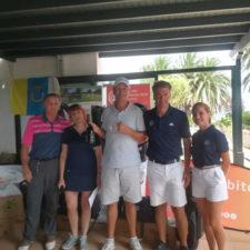 Costa Teguise Golf acogió la octava prueba del Circuito Premium Gambito Golf