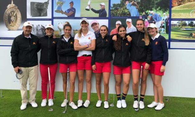 Cuatro españolas acceden a las eliminatorias por el título en el British Girls