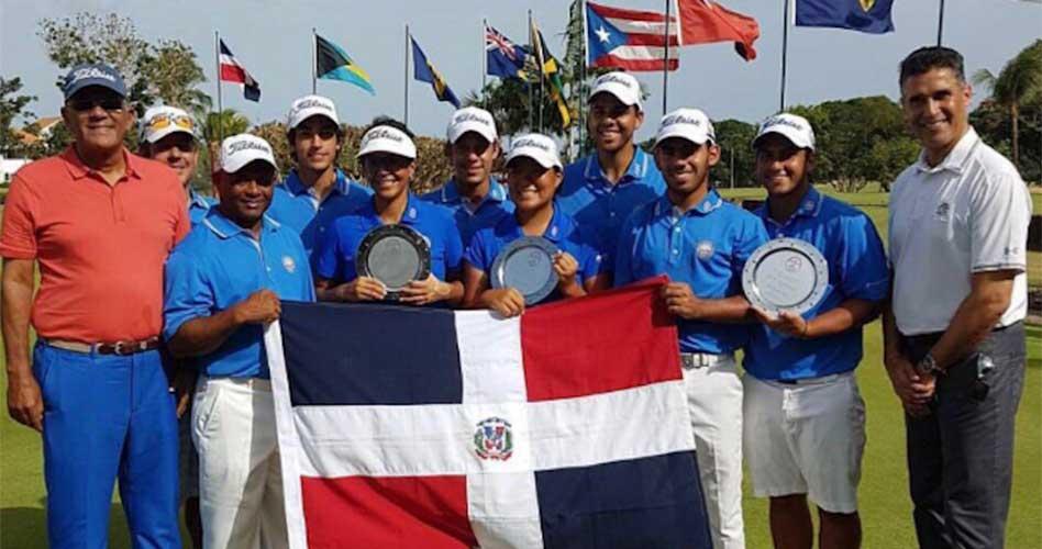 Dominicanos 2dos en el 62º Campeonatos del Caribe