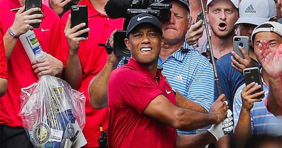 El Tigre de Bengala acecha de nuevo las canchas de golf