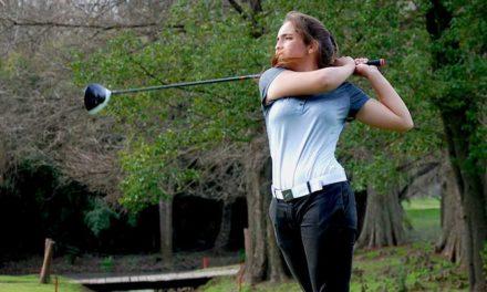 Ela Anacona domina en el comienzo del Campeonato Argentino de Aficionadas