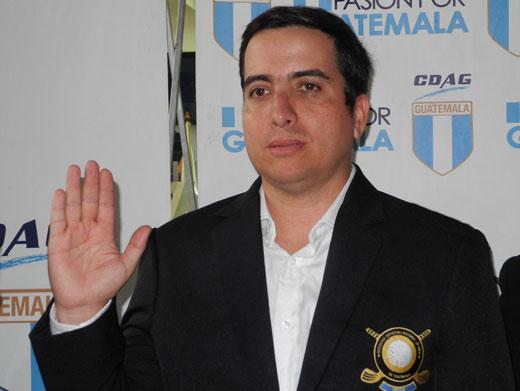 Equipo de Guatemala preparado para el Mundial de Golf