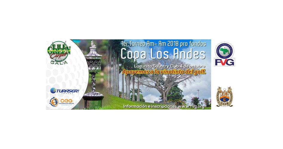 FVG hace reconocimiento a nuestros jugadores de Copa Andes