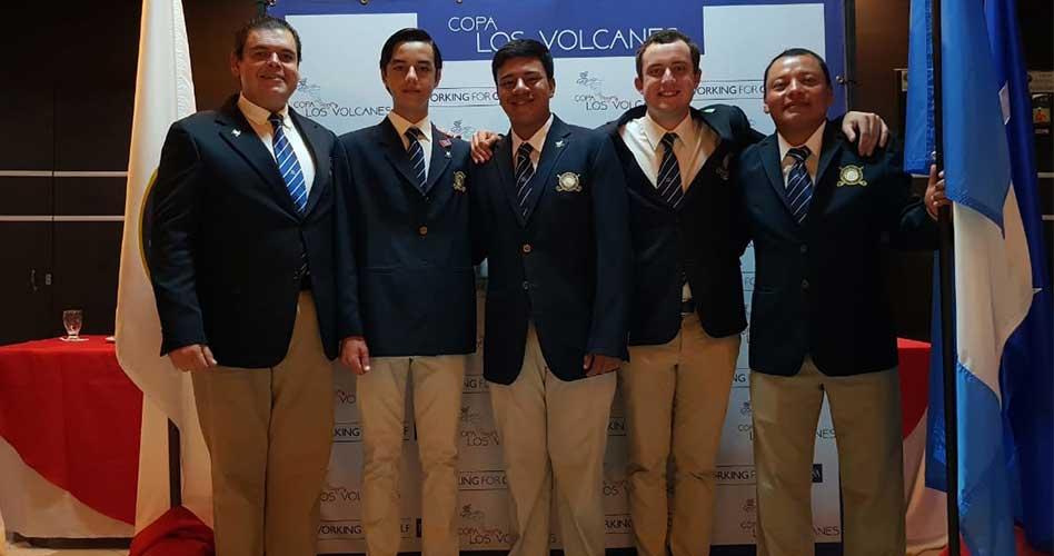 Guatemala tomó el Subcampeonato de la Copa Los Volcanes