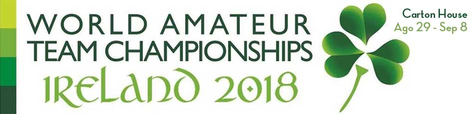 World Amateur Team Championship, Carton House, Irlanda Ago 29 - Sep 8