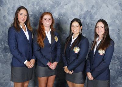 Imágenes de la 1ra ronda del World Amateur Team Championship