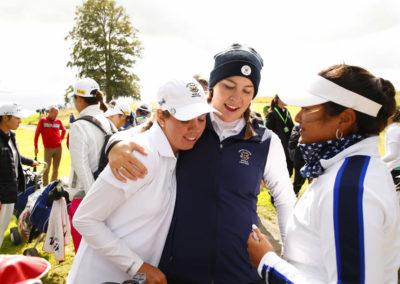 Imágenes de la 2da ronda del World Amateur Team Championship