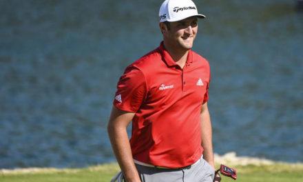 Jon Rahm y los hijos de Seve se unen para promocionar el golf infantil