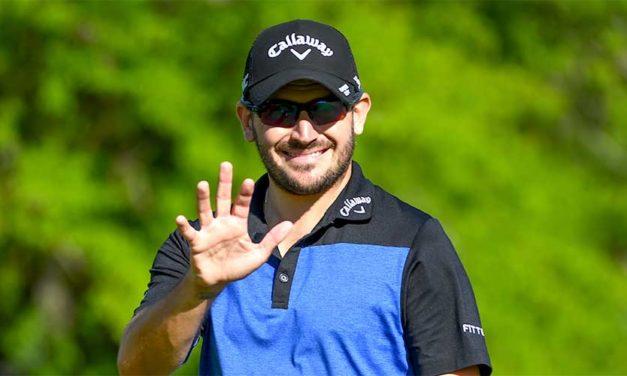 Julián Etulain vuelve al PGA Tour. José Cóceres y Mauricio Molina Top Five en Rusia