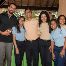 La educación ganó con realización del II Torneo de Golf Fundación Carlos Delfino
