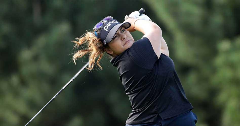 Lizette Salas sigue al comando del Indy Women Championship del LPGA Tour
