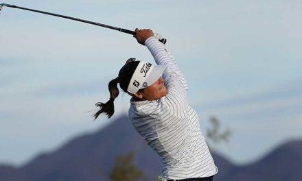 'Mariajo' Uribe corrigió el rumbo y superó el corte del Ricoh Women's British Open 2018