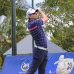 Nicolás Echavarría llega líder a la ronda final del 69 Abierto de Medellín