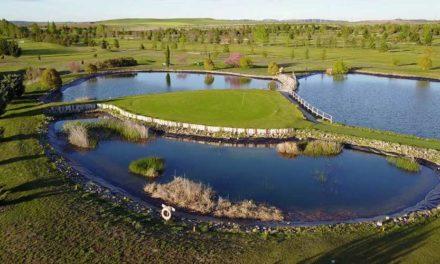Presentación del XXXI Campeonato PGA de España en la Diputación de Burgos