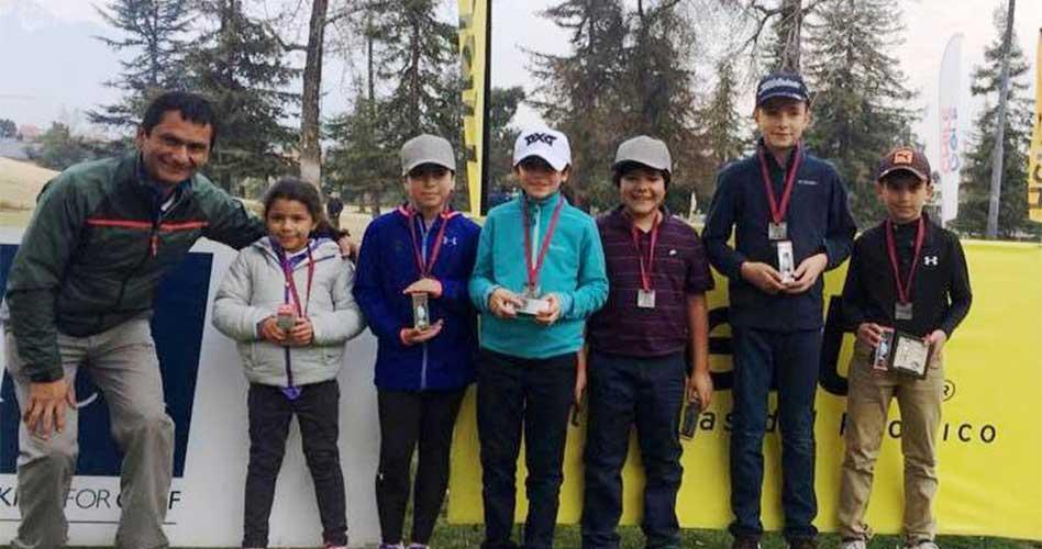 Resultados 4° Fecha Golf Juvenil Región Metropolitana