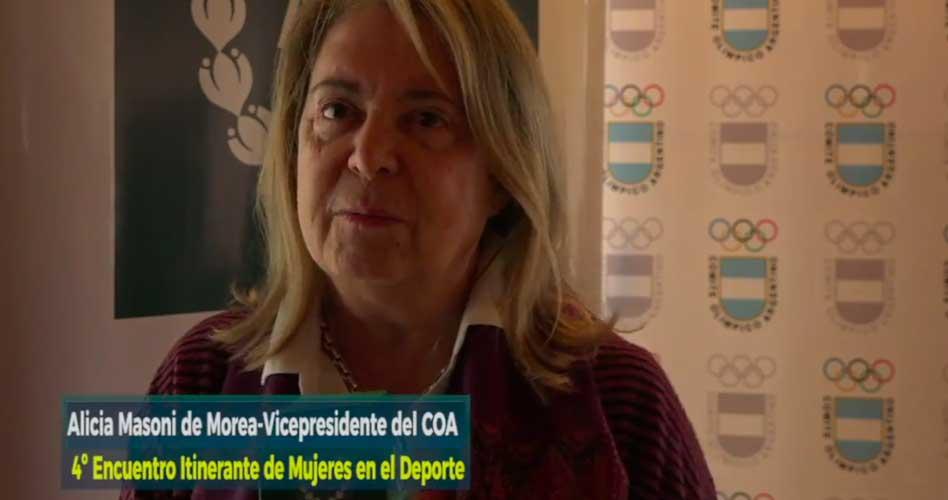 Se realizó el 4º Encuentro Itinerante de Mujeres en el Deporte