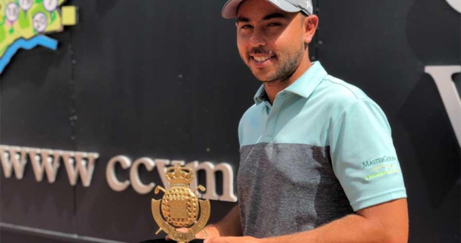Sebastián García Rodríguez firma en el Club de Campo su segunda victoria de la temporada